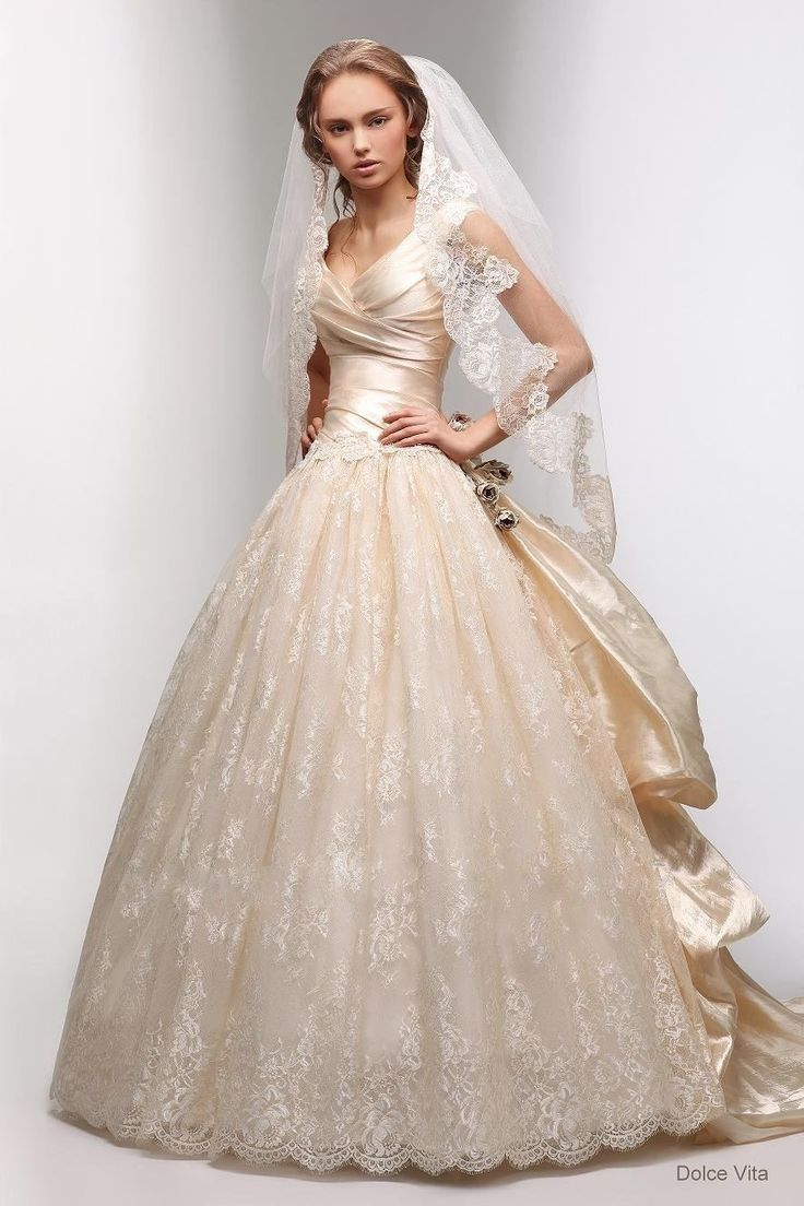 Best 25 gold wedding gowns ideas on pinterest gold for T back wedding dress