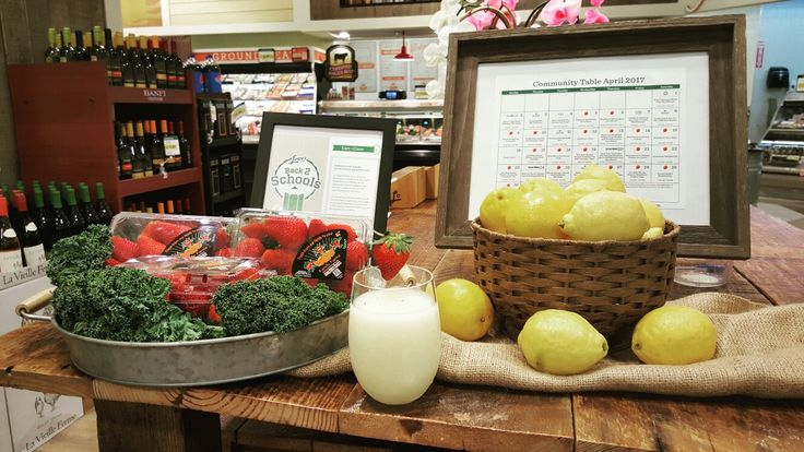 It's Strawberry month here at Lowes Foods!! Spring is in the air and nothing quenches your thirst better than a frozen lemonade!!!