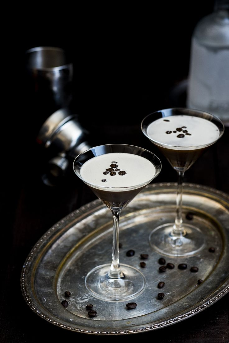 Espresso Martini was created in London's Soho in the 80's and with modern day's obsession with coffee it is as popular as ever.