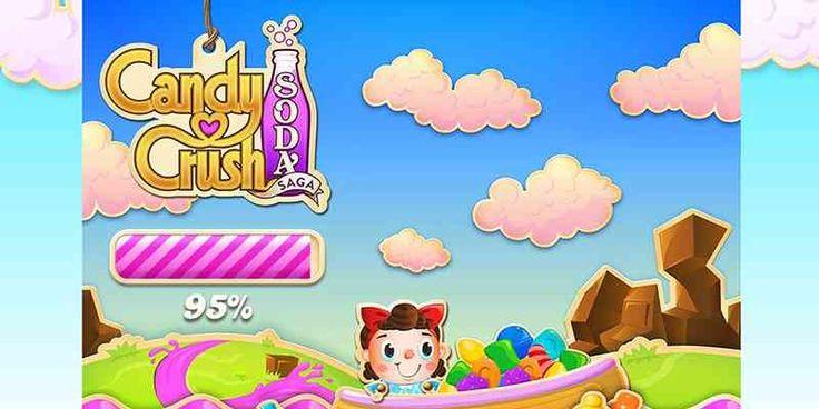 In arrivo su Facebook l'anteprima di Candy Crush Soda Saga! - http://www.keyforweb.it/in-arrivo-su-facebook-lanteprima-di-candy-crush-soda-saga/