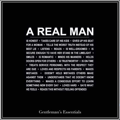 Real Men Quotes: 25+ Best Men Quotes On Pinterest