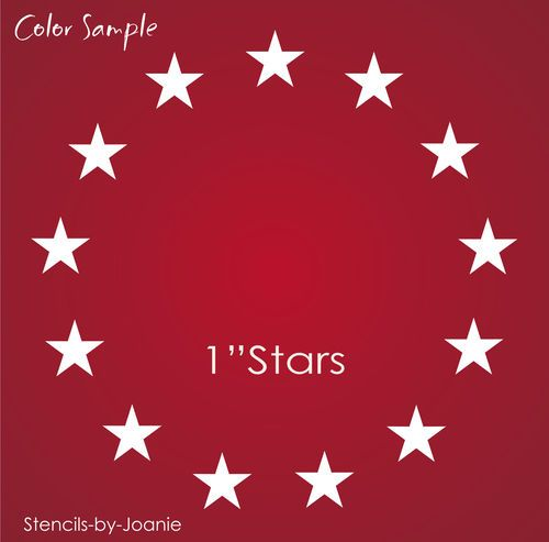 flag one star