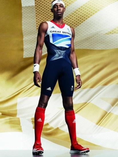 Team GB Olympic uniforms by Adidas and Stella McCartney