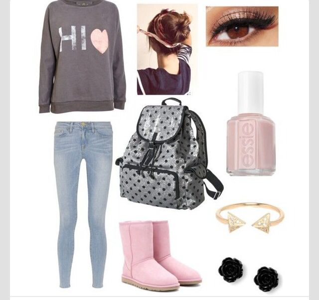 17 Best ideas about 7th Grade Outfits on Pinterest | School ...