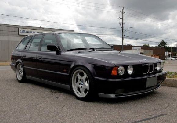 1992 Bmw M5 E34 Touring Station Wagon For Sale Sports