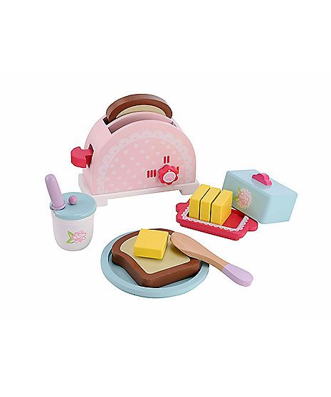 ELC Wooden Toaster set - ELC Toys - Toys and Gifts   Babycity