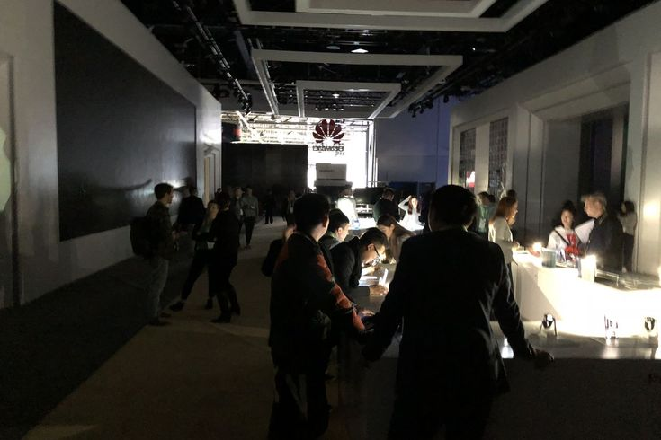 Major power outage hits CES a consumer electronics show