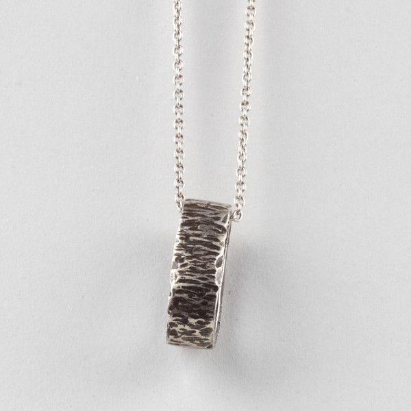 Medulla Pendant - Black | DARKBLACK $270 NZD