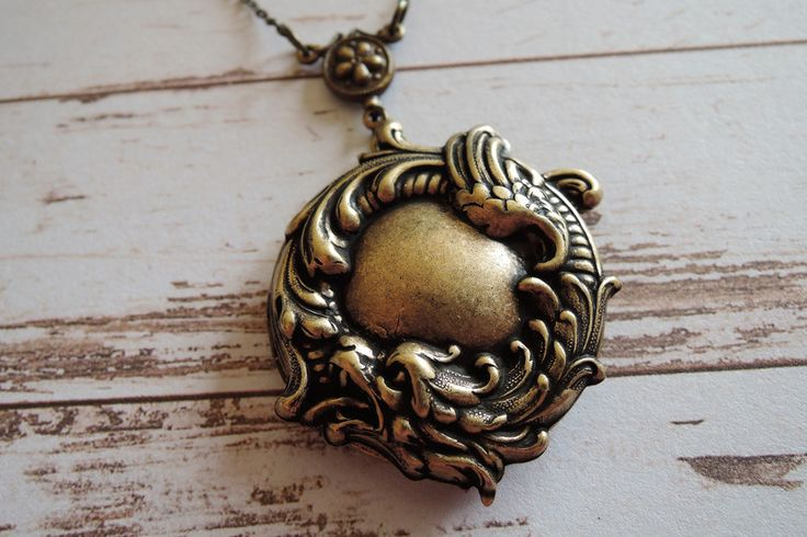 Lockets – Jewellery Dragon Locket Unique Gifts – a unique product by MadamebutterflyMeagan on DaWanda