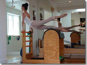 Dance Pilates