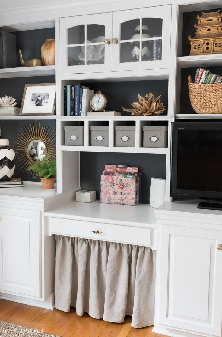 Create A Simple Home Mail Organizer Center Show Your Mail Who S Boss Home Mail Organization Driven By Decor