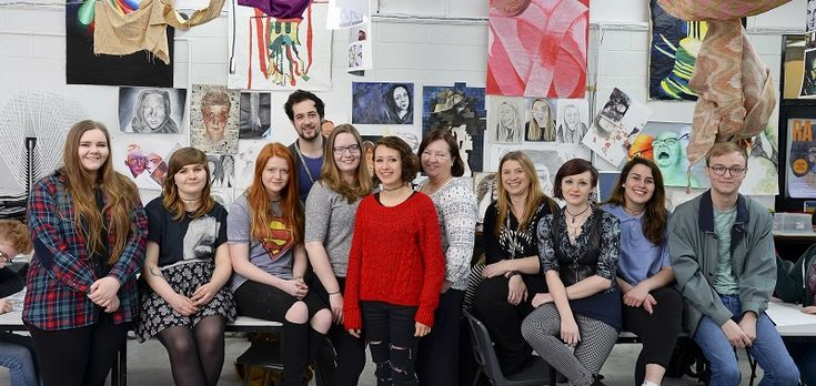 Barrow artist hopes exhibition will inspire others http://www.cumbriacrack.com/wp-content/uploads/2017/05/ART-FOUNDATION-ANDY-CURRIE-SCARR.jpg A sixth form art tutor whose work is currently featuring in London has urged people to support the local talent at an upcoming exhibition.    http://www.cumbriacrack.com/2017/05/26/barrow-artist-hopes-exhibition-will-inspire-others/
