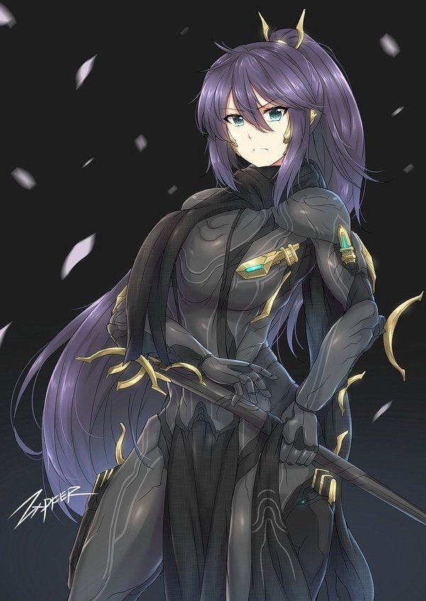 Excalibur Umbra Girl By Zxpfer  Animemanga 9 In 2019 -2639