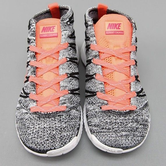 What's next for the Nike Flyknit Chukka? We've gotta wonder where the  sneaker will end up next year in terms of the platform that's on bottom  given the ...