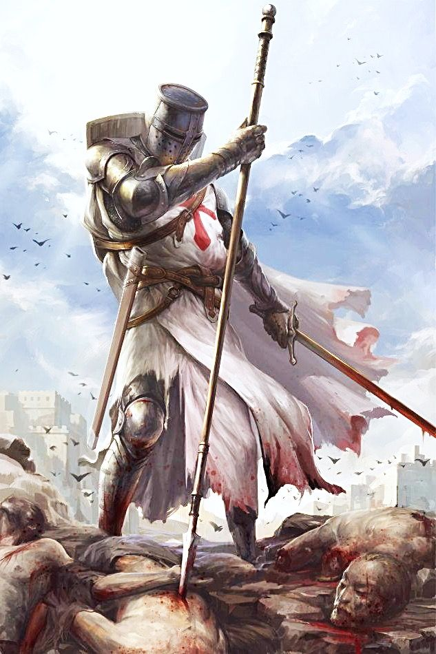 The 3233 best knights Templar images on Pinterest | Knights templar ...