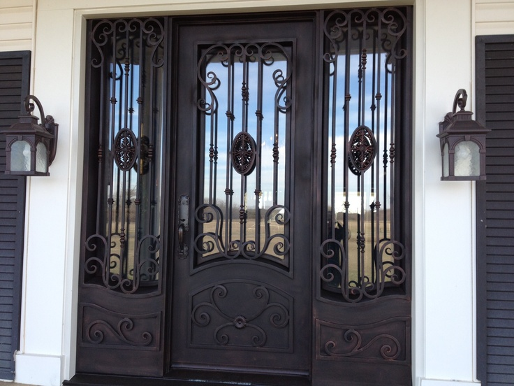16 best images about Single Doors with Sidelights on ...