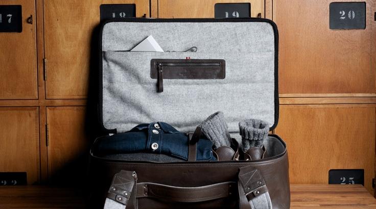 Hard graft, la maleta para todo