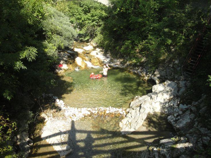 Zalige camping: Le moulin du rivet in de Drôme streek !