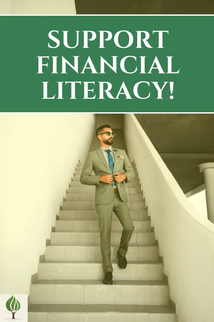 happy financial literacy month - 735×1102