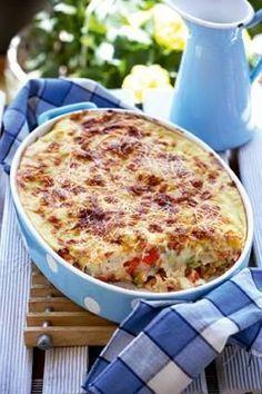 Παστίτσιο με κοτόπουλο και λαχανικά!
