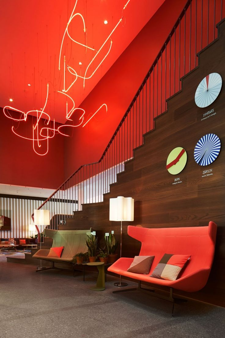 ♥ 25Hours Hotel in Zürich | HomeDSGN, a daily source for inspiration and fresh ideas on interior design and home decoration.