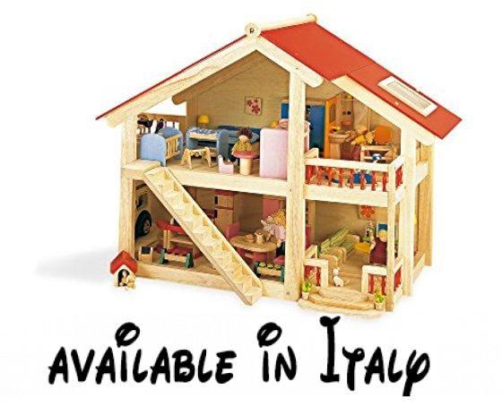Oltre 25 fantastiche idee su casa delle bambole di legno for Piano casa delle bambole vittoriana