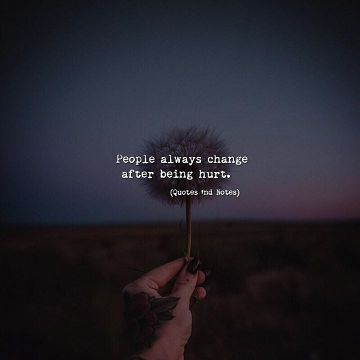 People always change after being hurt. via (http://ift.tt/2ut9pqn)
