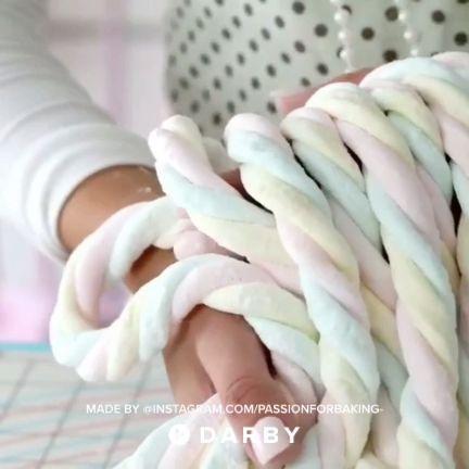 How to Make Marshmallow Twists #darbysmart #recipe…