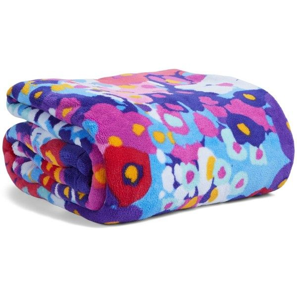 Vera Bradley Throw Blanket in Impressionista ($49) ❤ liked on Polyvore featuring home, bed & bath, bedding, blankets, back to school, impressionista, vera bradley blanket, vera bradley, oversized throw blanket и lightweight throw blanket
