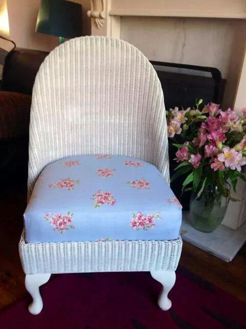 lloyd loom chair bedroom pinterest loom and chairs. Black Bedroom Furniture Sets. Home Design Ideas