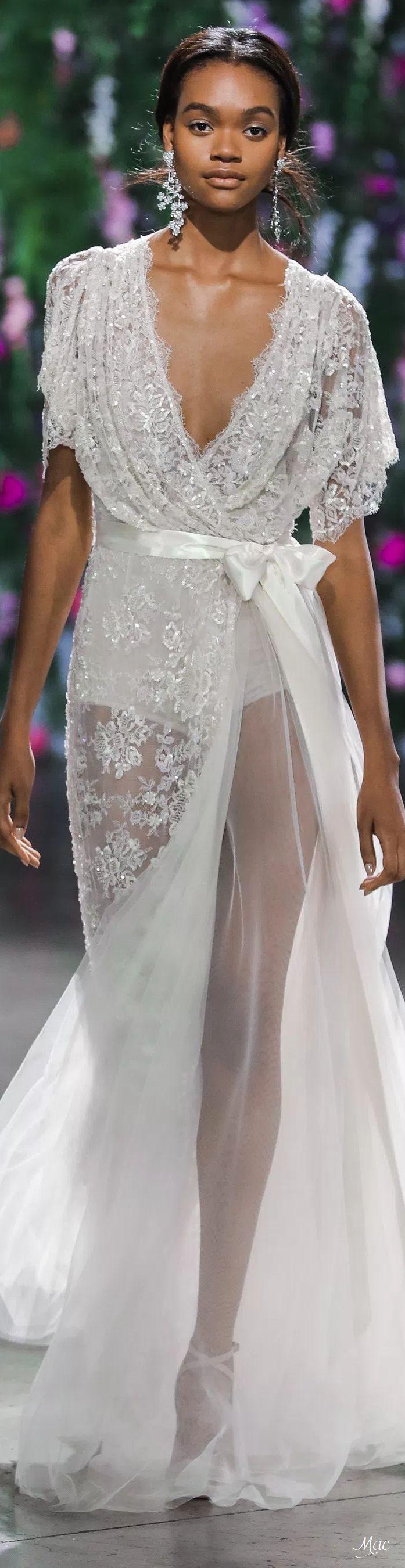 Fall 2018 Bridal Galia Lahav