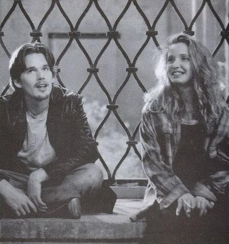 Ethan Hawke & Julie Delpy - Before Sunrise deleted scene