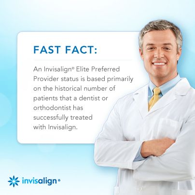 Did you use our doctor locator to find your Invisalign provider?