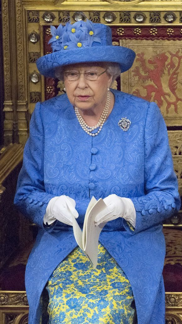 Is Queen Elizabeth's hat a Brexit diss? Twitter has hilarious theories