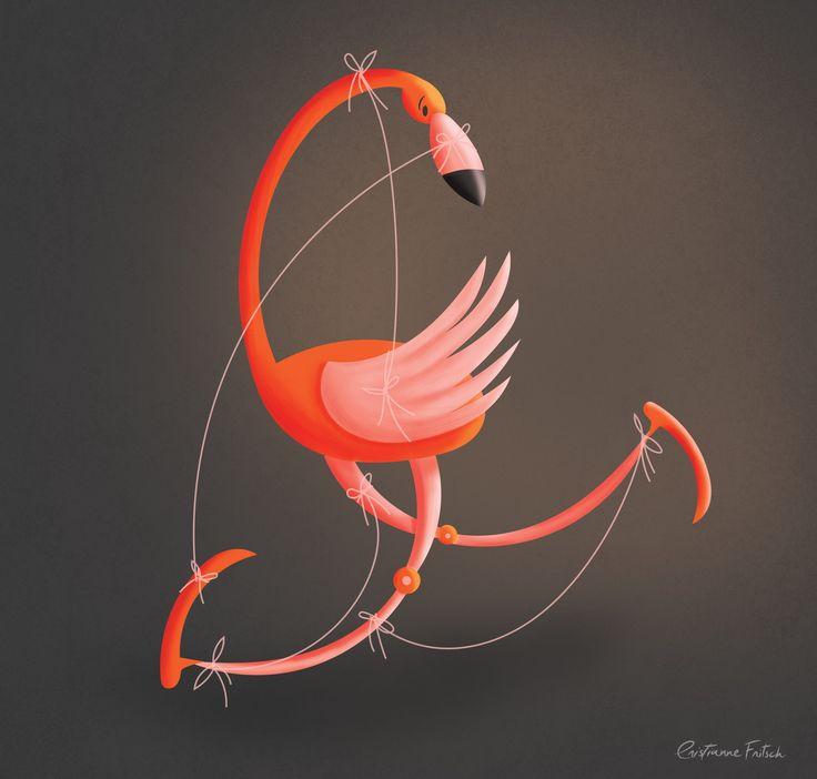 Running Flaminco, Cristianne Fritsch on ArtStation at https://www.artstation.com/artwork/EYyJq