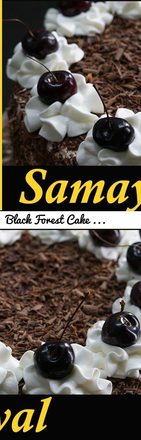 Black Forest Cake in Tamil | How to make Black Forest Cake at home | Cake Recipes in Tamil... Tags: cake, black forest cake, Black Forest Cake in Tamil, How to make Black Forest Cake, How to make Black Forest Cake at home, Cake Recipes in Tamil, madras samayal, madras samayal
