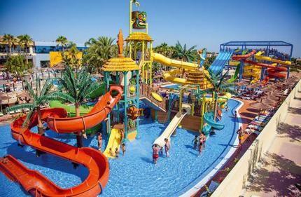 Camping La Marina Resort **** Alicante Spanje