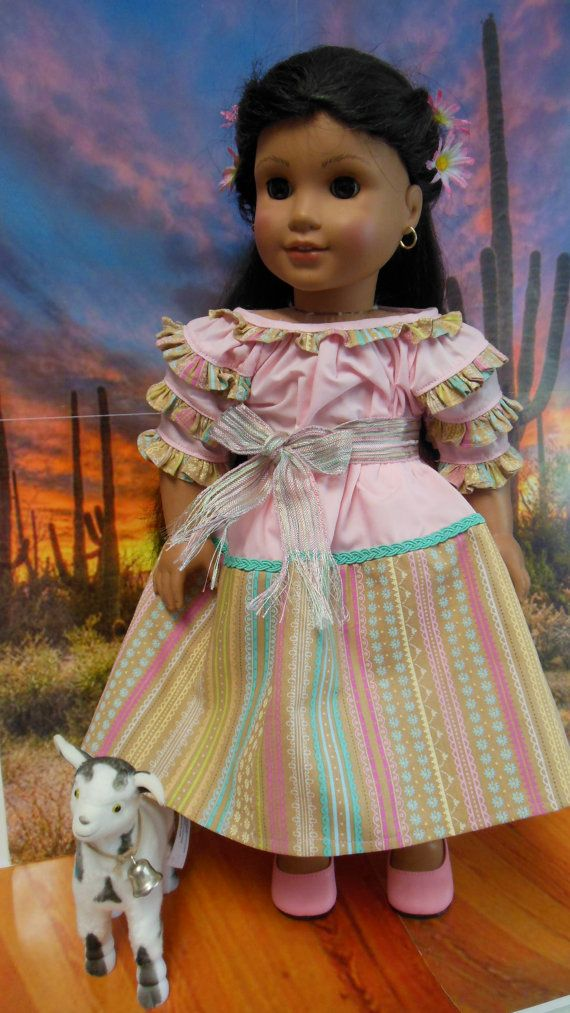 59 Best Images About American Girl Doll Josephina Dress On Pinterest