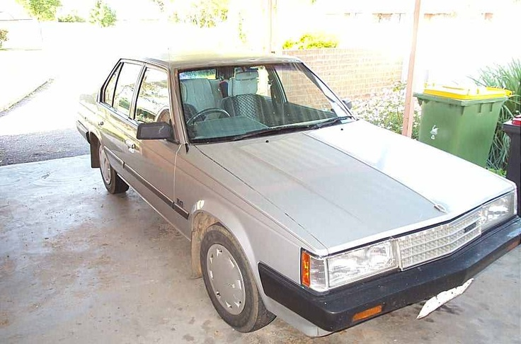 1986 ST 141 Toyota Corona 4 cyl.