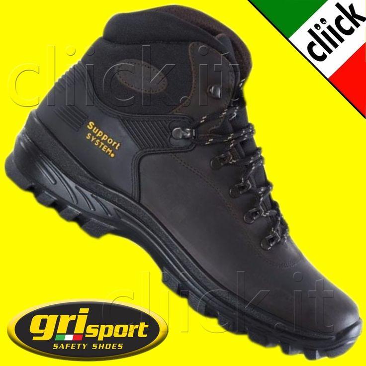 GriSport Scarpe Scarponcino Scarponi  Trekking Caccia Pesca outdoor 10242D26