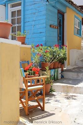 Greece ~ Henrick´s tankegångar - inredning, design, trender & trädgård