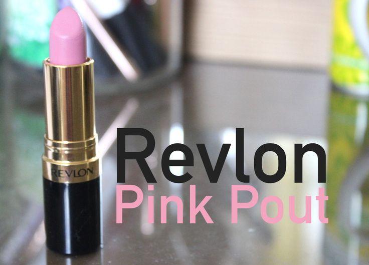 Revlon Pink Pout