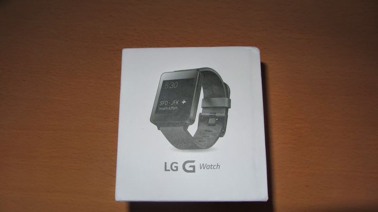 LG G Watch: Unboxing video και πρώτη επαφή