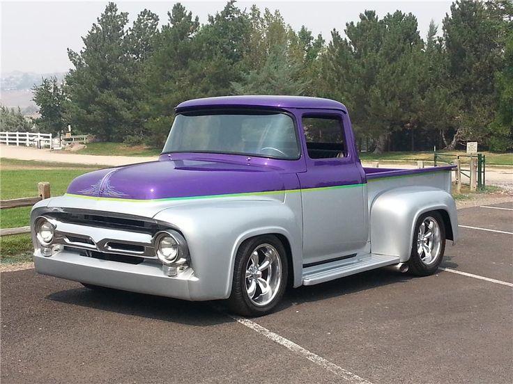17 best images about 53 56 ford pickups on pinterest ford sport cars and trucks. Black Bedroom Furniture Sets. Home Design Ideas