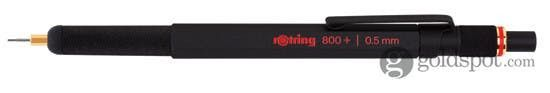 Rotring 800 Stylus Hybrid Black .5mm Pencil