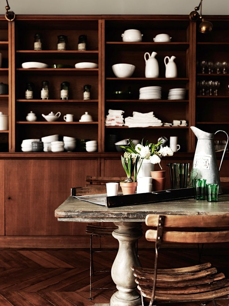 06--At Home With | Marianne Tiegen, Paris-This Is Glamorous