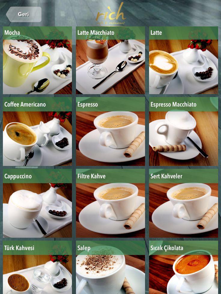 www.finedinemenu.com  Menü Tasarımı - Menu Design - Tablet menu - emenu e-menu