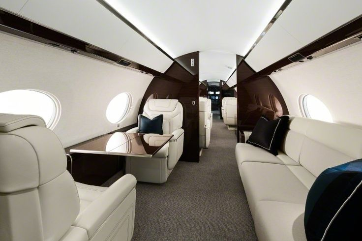 The Gulfstream G650 made this list.