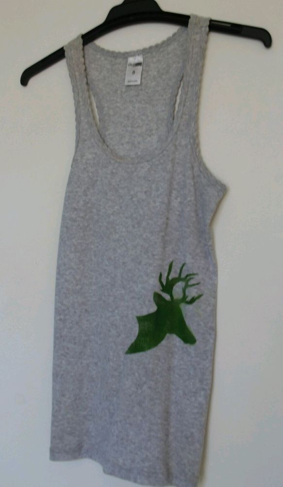 Deer print tee in Clothing, Shoes, Accessories, Women's Clothing, T-Shirts | eBay