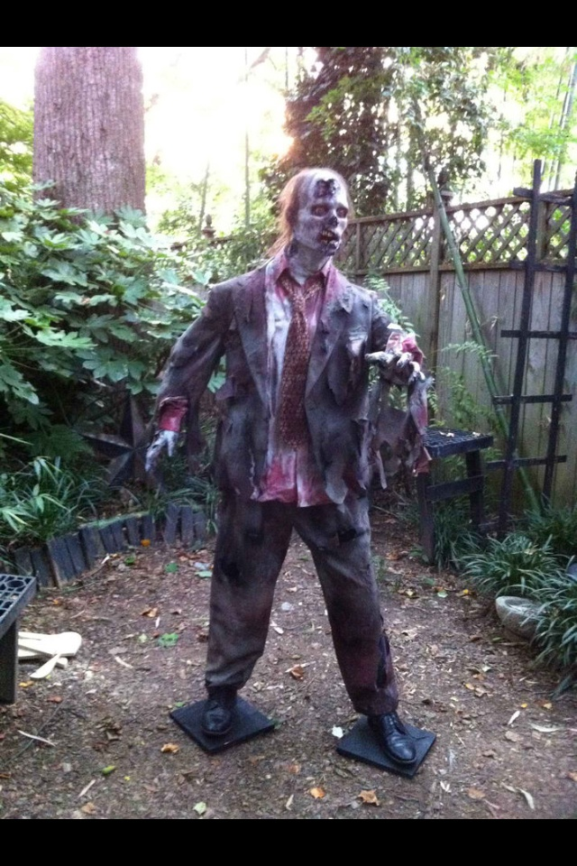 200 best AHE ZOMBIES images on Pinterest Halloween decorations